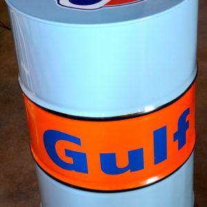 Bidon d'essence Gulf