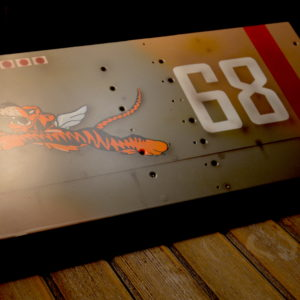 Applique Murale Tiger 68