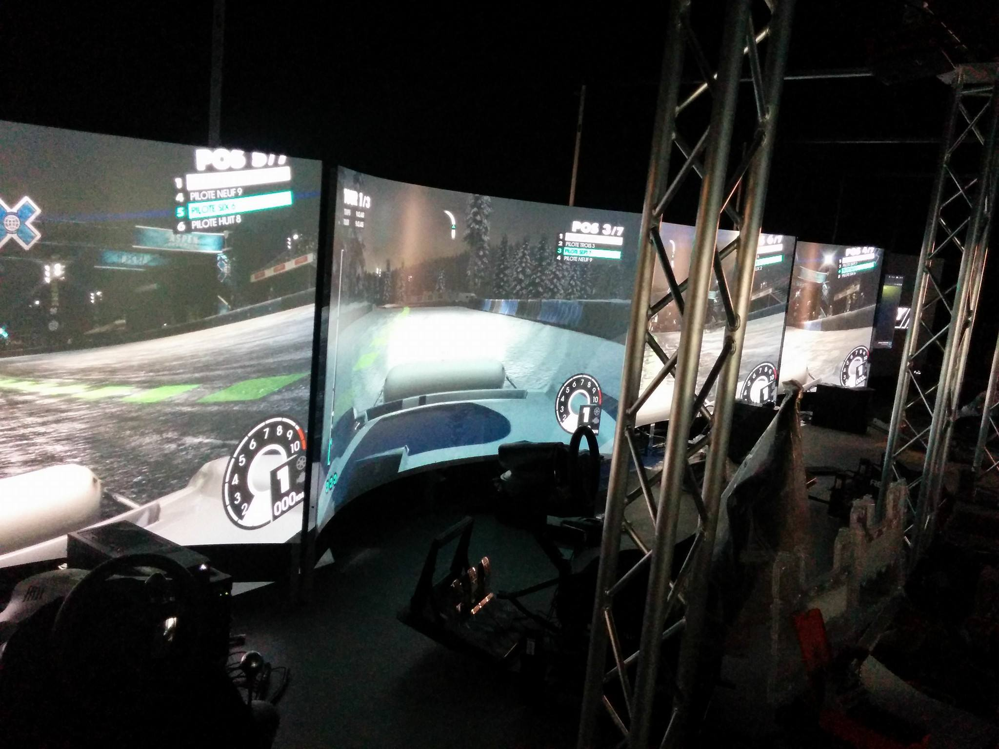 Carnets CE 25 sessions sur Simulateur 90°