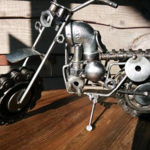 Vente sculpture moto