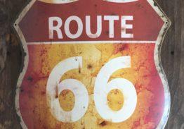 Décoration murale Route 66