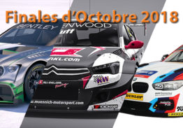 Finales Bentley GT3 / WTCC / BMW 125i