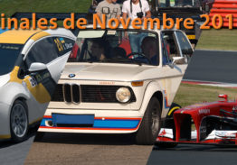 Finales Opel Astra / BMW 2002 / F1