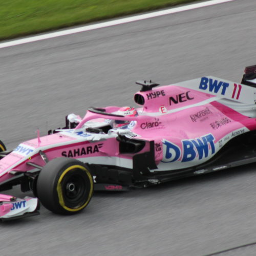 DIFFUSION COURSE F1 DE SINGAPOUR